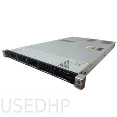 Сервер HP Proliant DL360e gen8 8SFF (2x E5-2450L/32Gb)