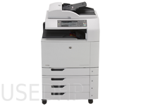 МФУ HP Color LaserJet CM6040 mfp