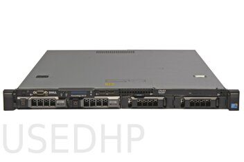 Сервер Dell PowerEdge R410 4LFF (2x E5649 / 64Gb)