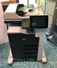 МФУ HP Enterprise 700 Color MFP M775DN