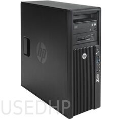 Рабочая станция HP Workstation Z420 (E5-1620v2/16Gb/1Tb/Quadro K2000)