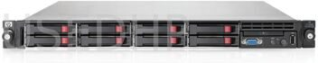 Сервер HP Proliant DL360 G7 8SFF (2x E5649/96Gb)