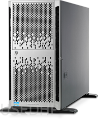 "Сервер HP Proliant ML350e gen8 (4x LFF 3.5"")"