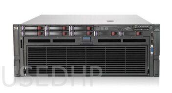 Сервер HP Proliant DL580 G7 8SFF (4x E7-4860/256Gb)