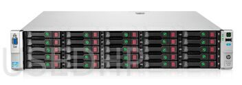 Сервер HP Proliant DL380p gen8 25SFF (2x E5-2670/64Gb)