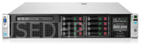 Сервер HP Proliant DL380p gen8 8SFF (2x E5-2670/64Gb)