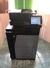 Цветное МФУ А3 HP Color LaserJet Enterprise flow M880z