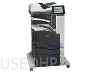 LaserJet Enterprise 700 Color MFP M775z+