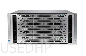 Сервер HP Proliant ML350p gen8 8SFF Rack (2x E5-2697v2/256Gb)