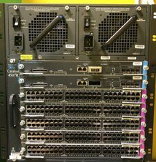 Модульный коммутатор Cisco Catalyst 4507R