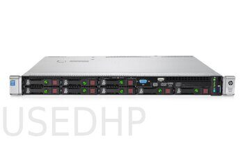 Сервер HP Proliant DL360 gen9 4LFF (2x E5-2680 v3/128Gb)