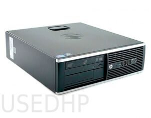 Системный блок HP Elite 8200 SFF (G630/4Gb/250Gb)
