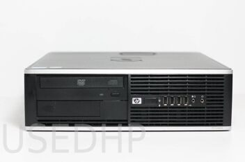 Системный блок HP Elite 8000 SFF (E8500/4Gb/120Gb SSD)