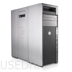 Рабочая станция HP Workstation Z620 (Xeon E5-2690/96Gb/1Tb/Quadro K2000)