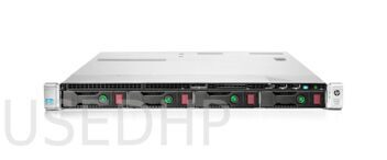 Сервер HP Proliant DL360p gen8 4LFF (2x E5-2680v2/128Gb)