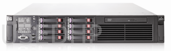 Сервер HP Proliant DL380 G7 8SFF (2x X5675/128Gb)