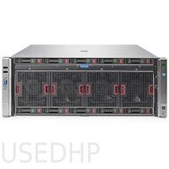 Сервер HP Proliant DL580 gen8 (4x E7-4880v2/512Gb)