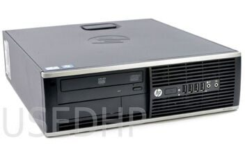Системный блок HP Elite 8300 SFF (i5-3470/4Gb/120Gb SSD)